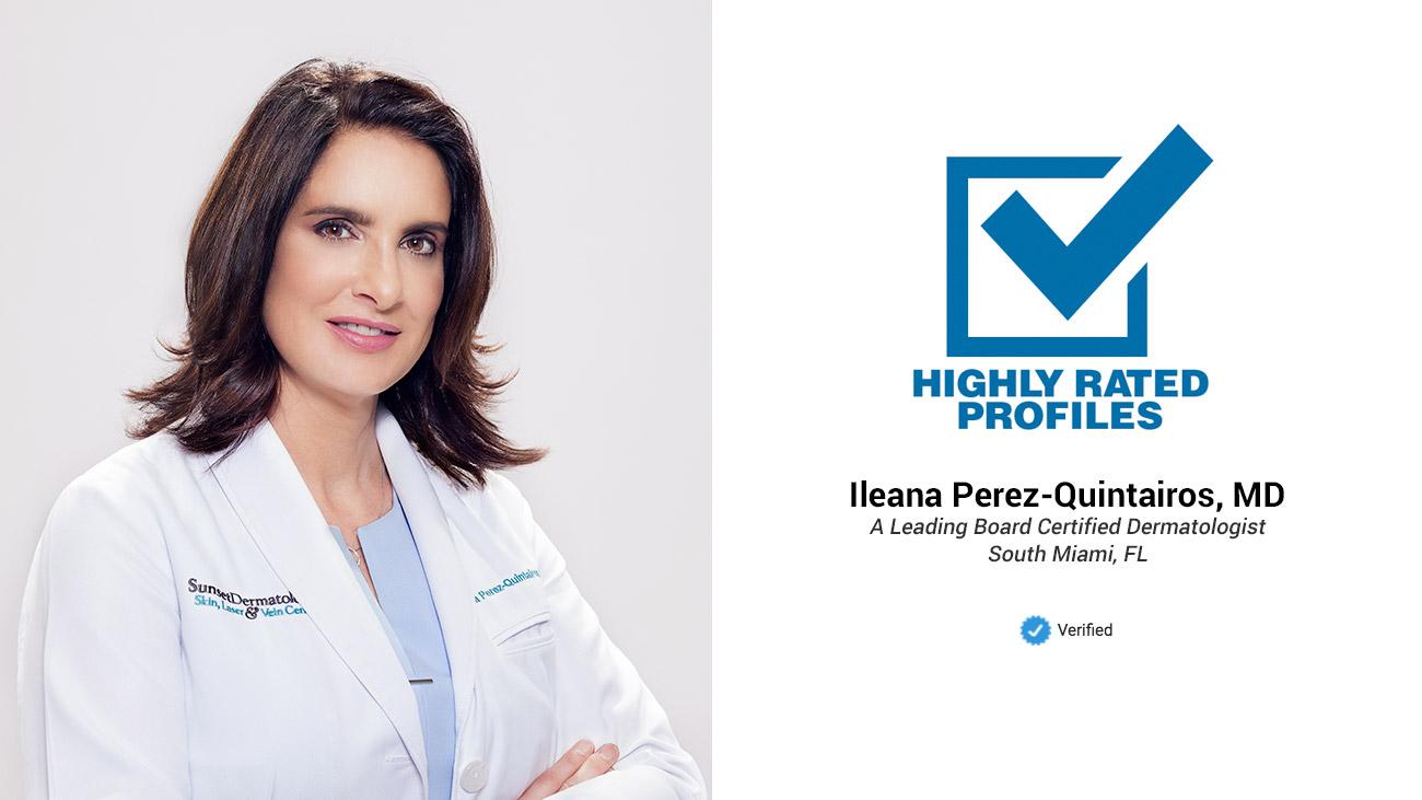Ileana Perez-Quintairos, MD at HighlyRatedProfiles.com in South Miami, FL.